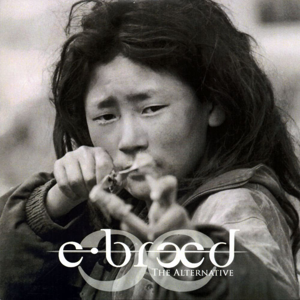 E-BREED - The Alternative Job done : Recorded Mixed Mastered