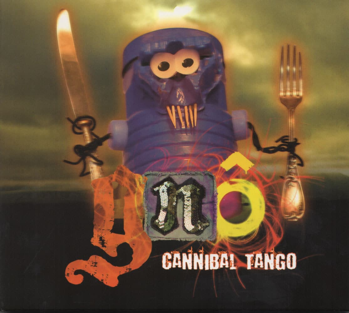 GNO - Cannibal Tango Job done : Mastered