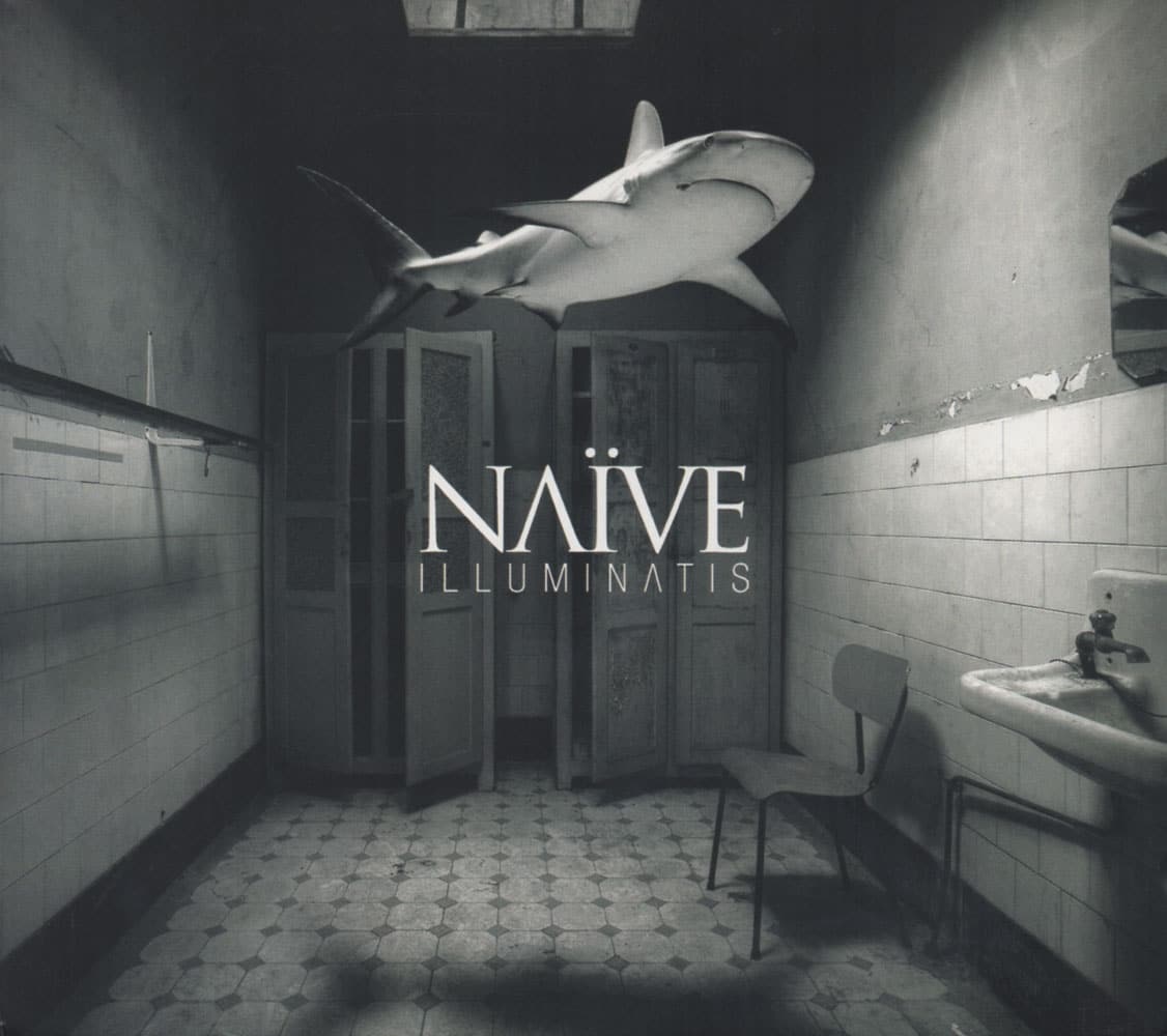 NAIVE - Illuminatis Job done : Mastered (for CD and for vinyl)