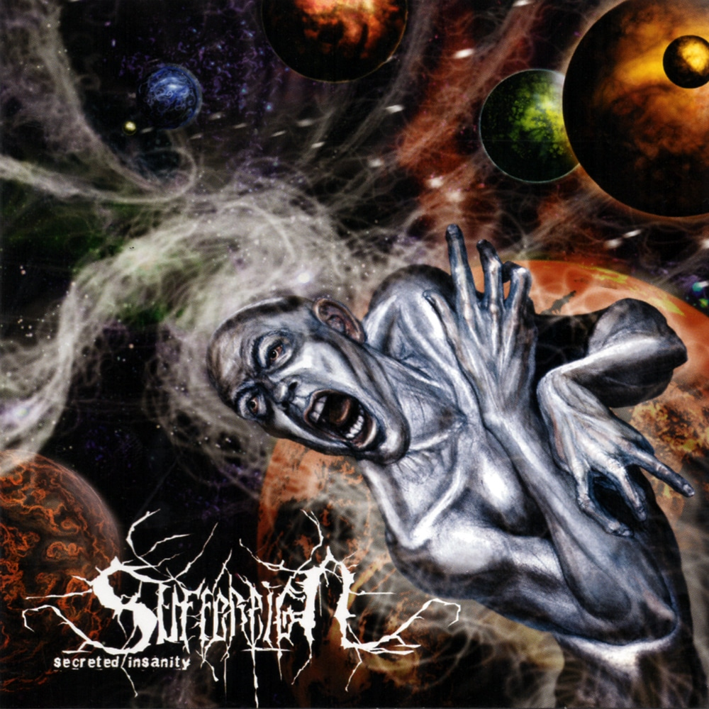 SUFFEREIGN - Secreted Insanity