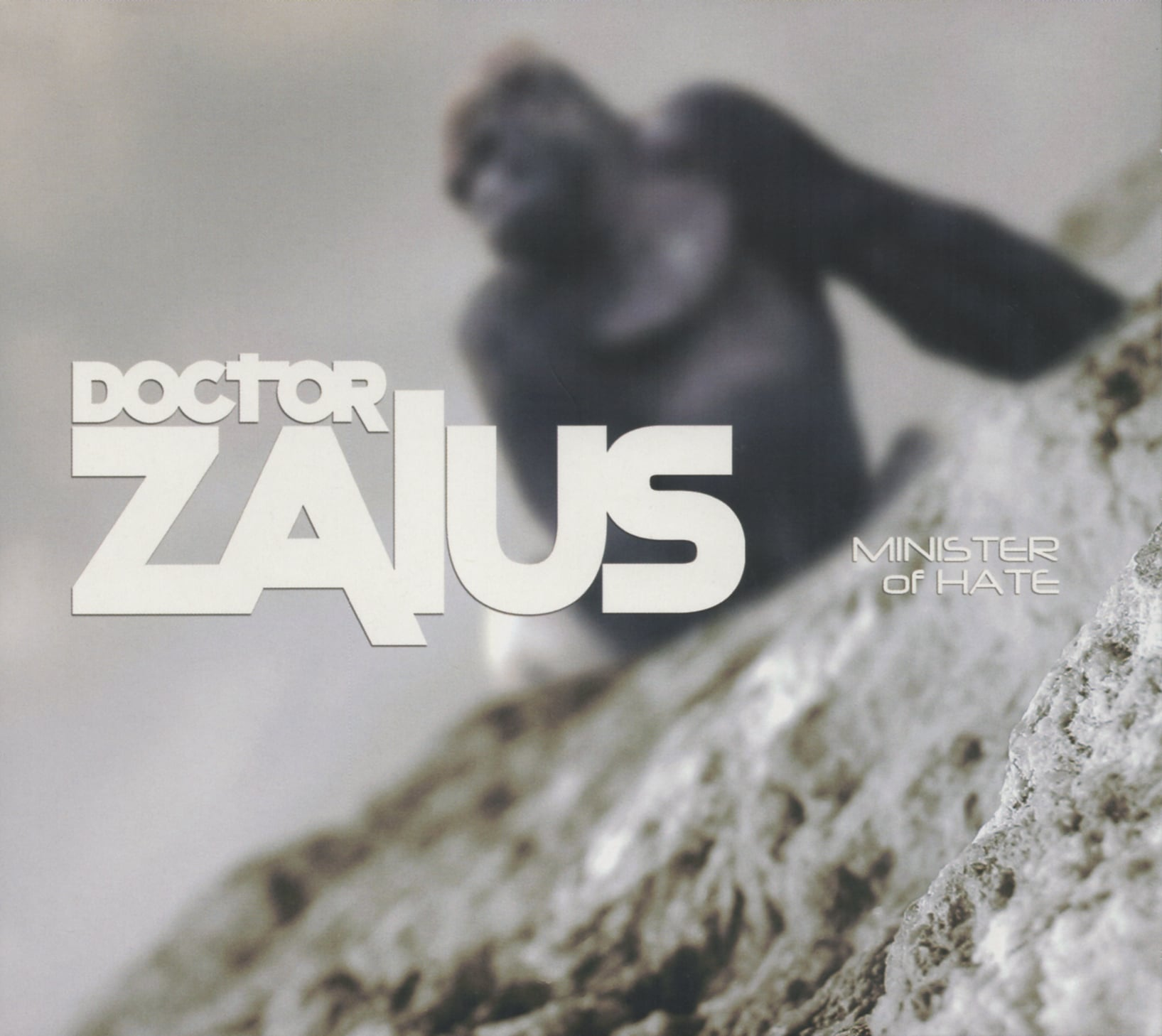 DOCTOR ZAIUS - Minister Of Hate Job done : Mastered