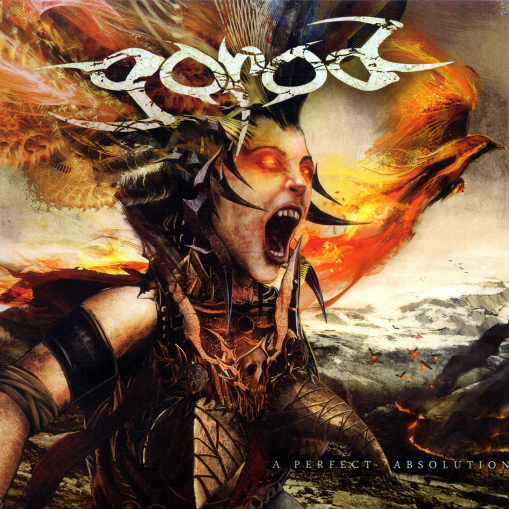 GOROD - A Perfect Absolution Job done : Recorded drums, bass and vocals Reamped guitars Mixed Mastered