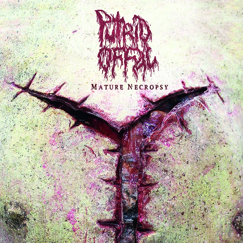 PUTRID OFFAL - Mature Necropsy Job done: Mastered