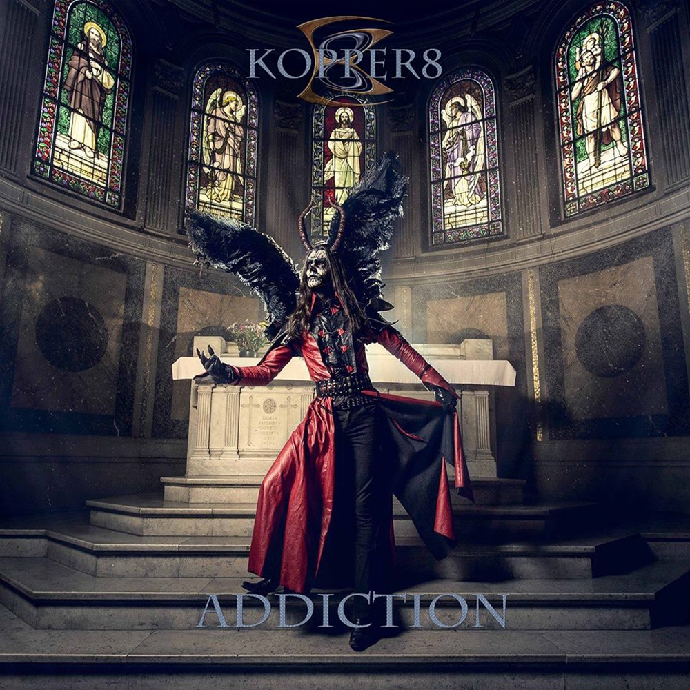 KOPPER8 - Addiction Job done: Mastered