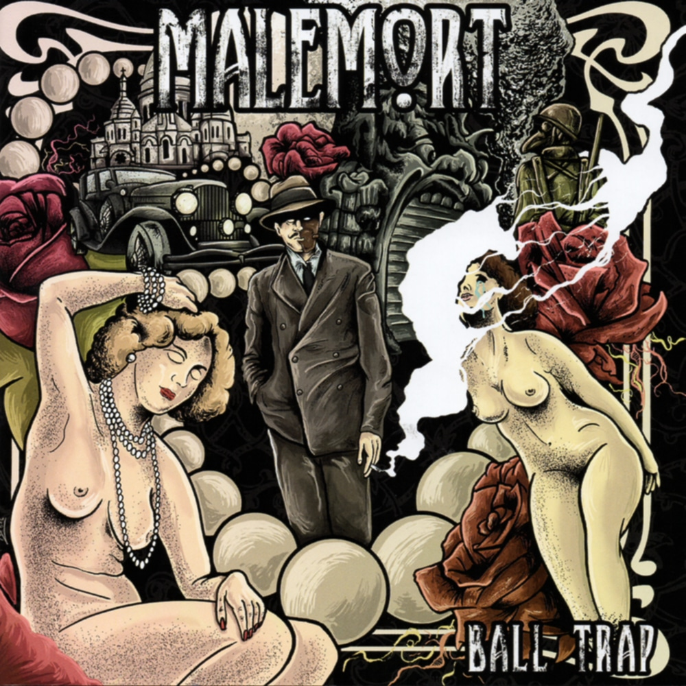 MALEMORT - Ball-Trap Job done: Mixed Mastered