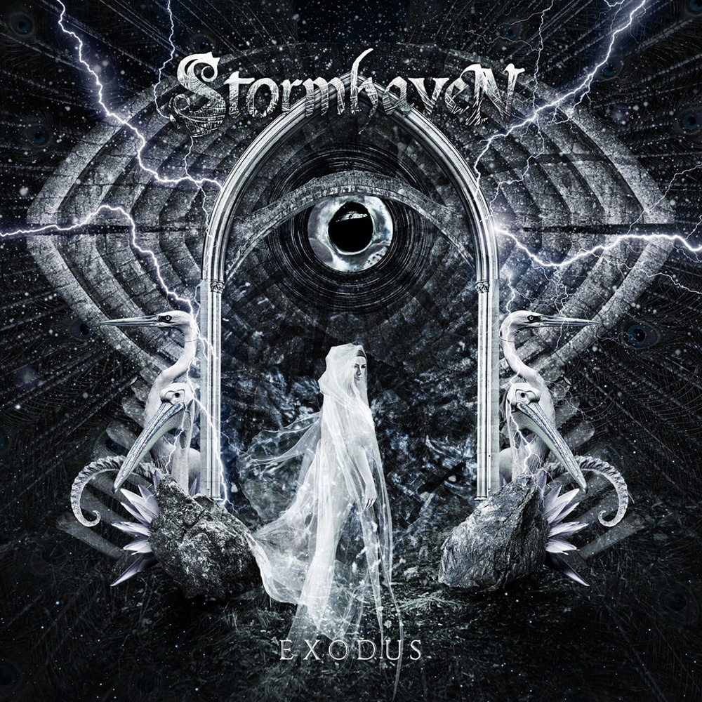 STORMHAVEN - Exodus Job done: Mastered