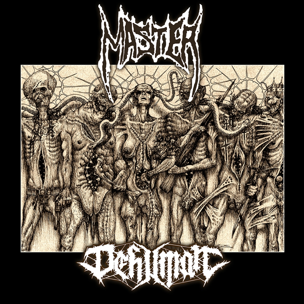 MASTER / DEHUMAN - Decay into Inferior Conditions Job done: Mastered the DEHUMAN side for CD and Vinyl