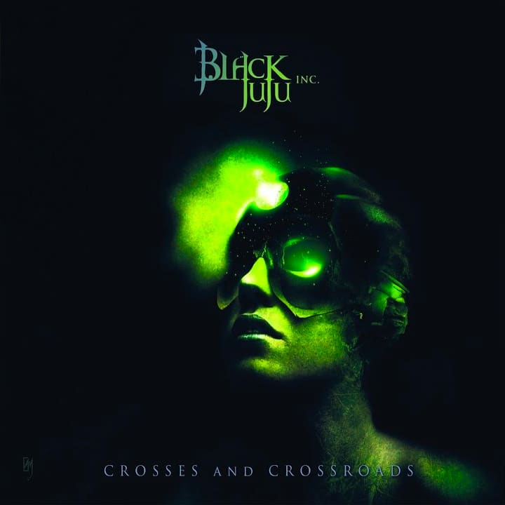 metal mastering BLACK JUJU INC. – Crosses And Crossroads