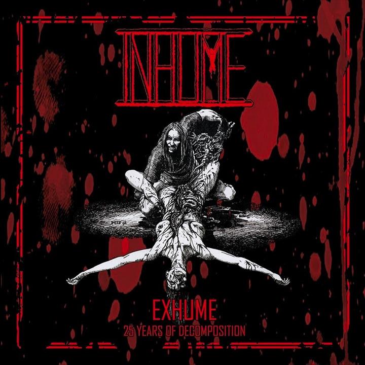 Metal mastering studio - INHUME - 25 Years Of Decomposition