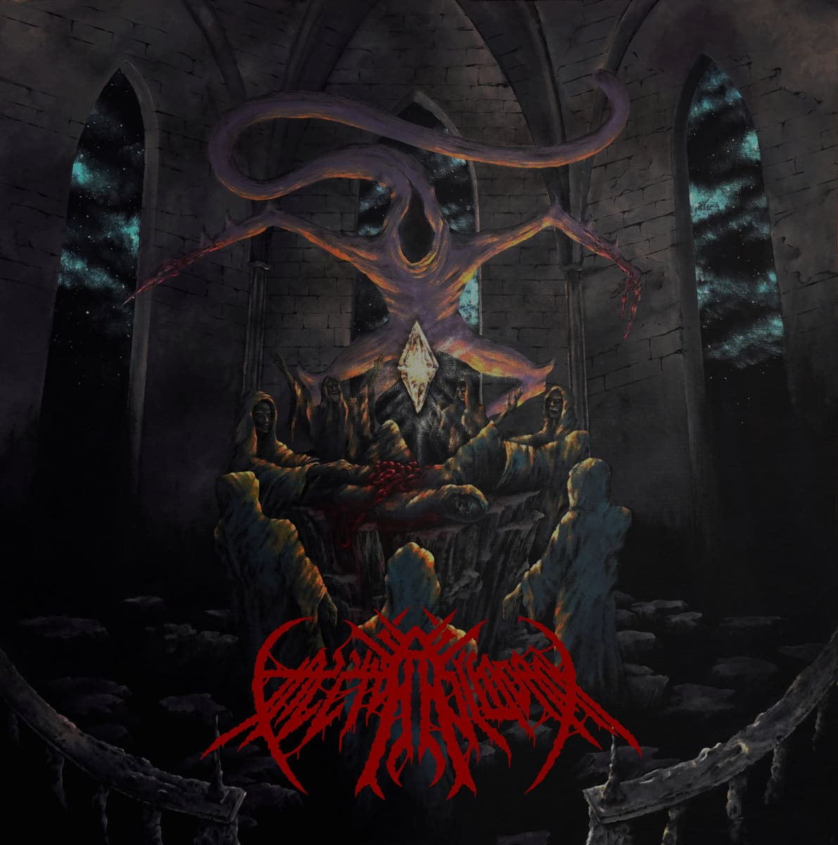 Abyssal Ascendant - Deacons of Abhorrence